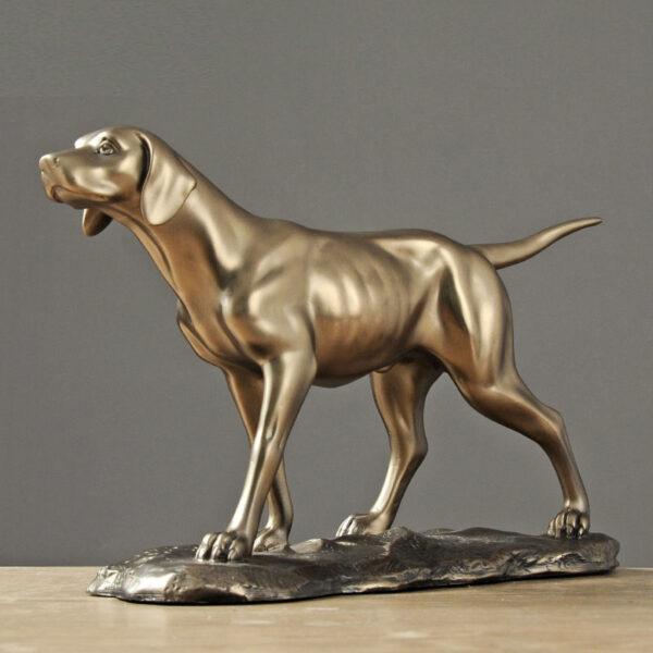 اكسسوارات تمثال كلب هاسكي اكسسوارات منزلية