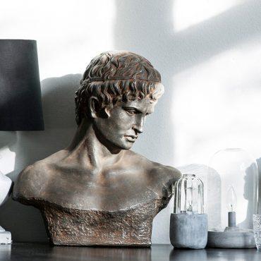 اكسسوارات زينة تمثال هرقل اكسسوارات منزلية