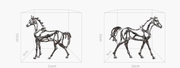 اكسسوار تسريحة ذيل حصان النحاس اكسسوارات منزلية