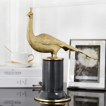 صور طاووس تمثال اكسسوارات المنزل الفاخرة اكسسوارات منزلية
