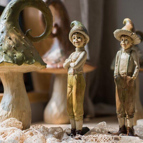 تمثال اكسسوارات السنافر اكسسوارات منزلية