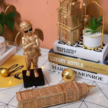 تمثال الملاك الانكليزي اكسسوارات منزلية