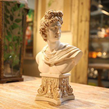 تمثال اوجه الرومان الشهيرة اكسسوارات منزلية