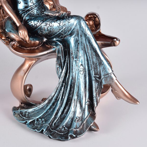 اكسسوار تمثال الحوريات للمجوهرات اكسسوارات منزلية