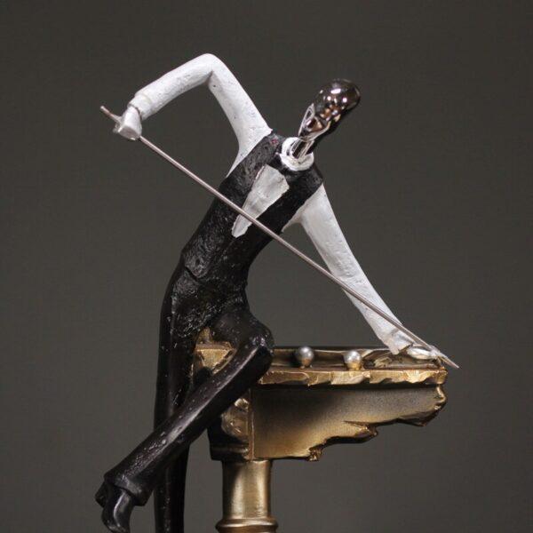 تمثال اكسسوار المغني المحتاج اكسسوارات منزلية