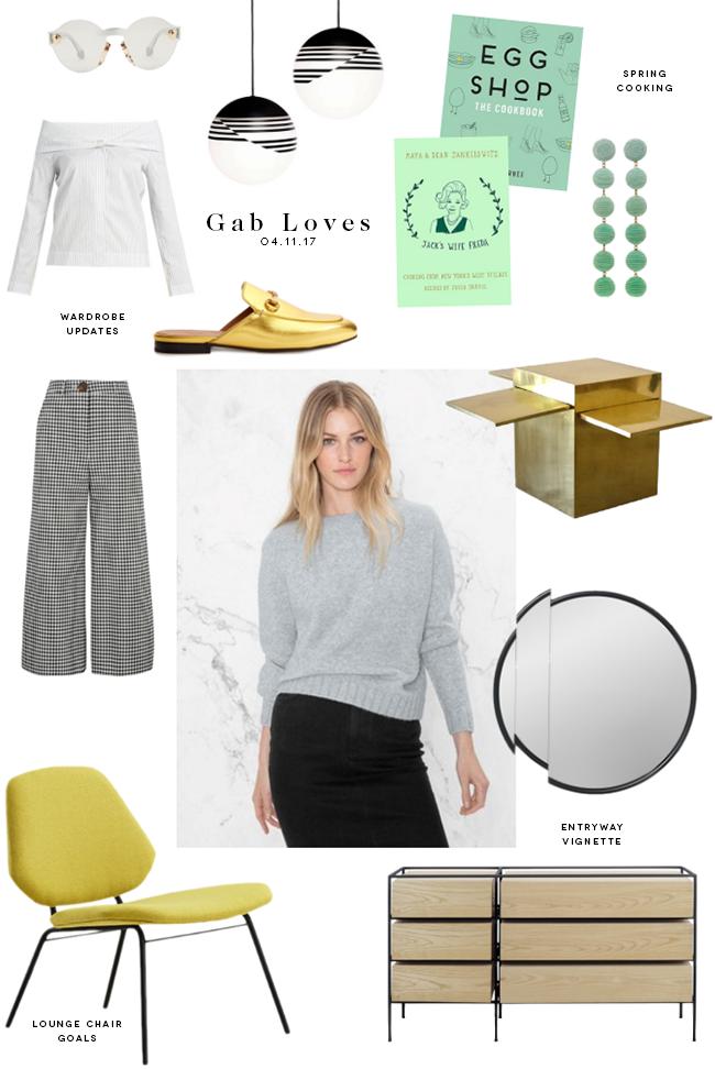 Gab Loves: Spring Trends
