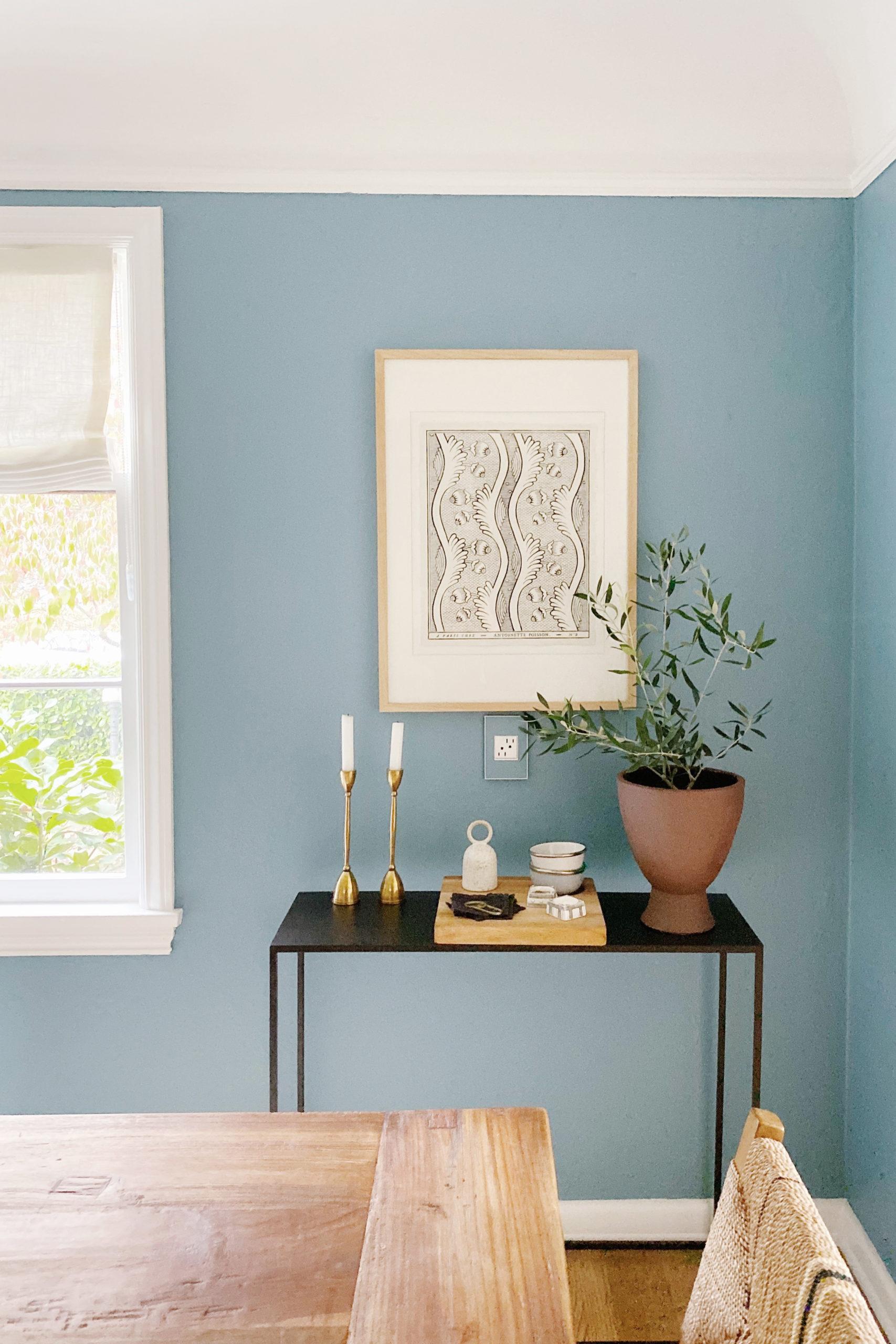 كيفية اختيار ألوان طلاء أفضل لمنزلك وكل لون استخدمناه في موقعنا!