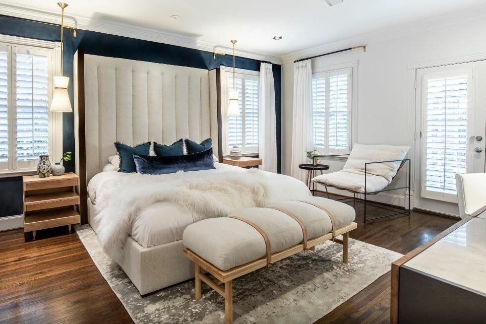 نصائح شراء أثاث غرف النوم