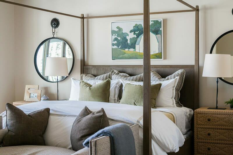 2020 المظلة الاتجاه السرير التصميم الداخلي - decorilla kimber p