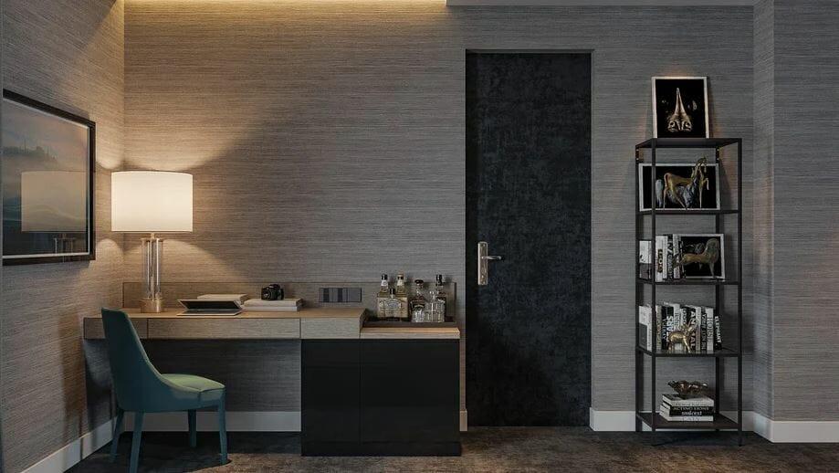 تصميم غرفة نوم عبر الإنترنت - تقديم 3d decorilla