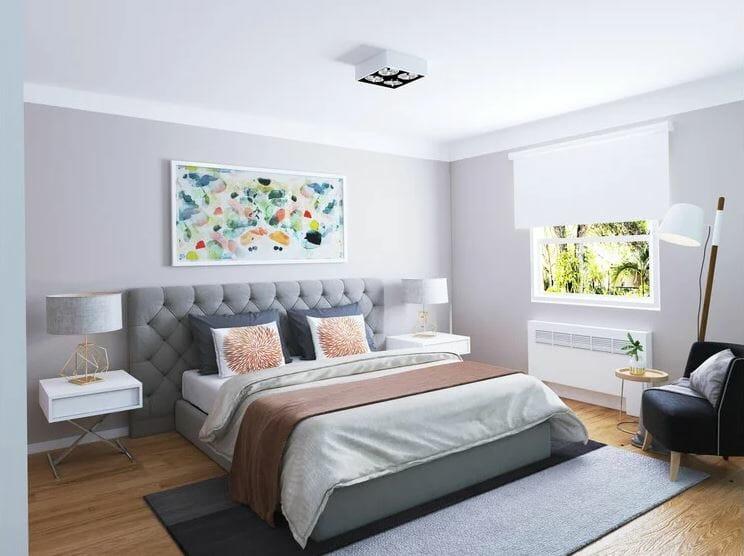 أفكار تصميم غرفة نوم حديثة