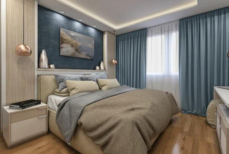 تقديم غرفة نوم 3D الديكور