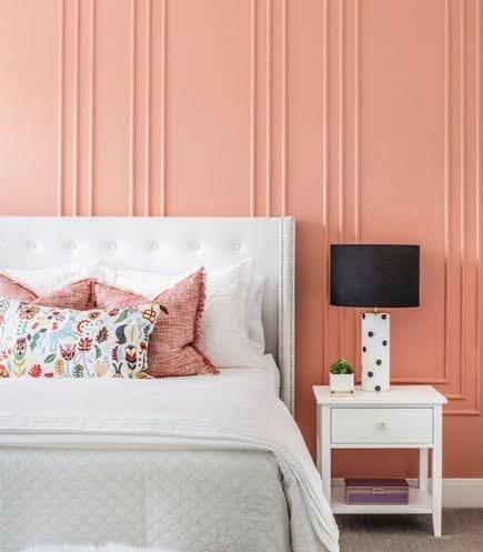 كيفية دمج الديكور الوردي في منزلك تينا ز
