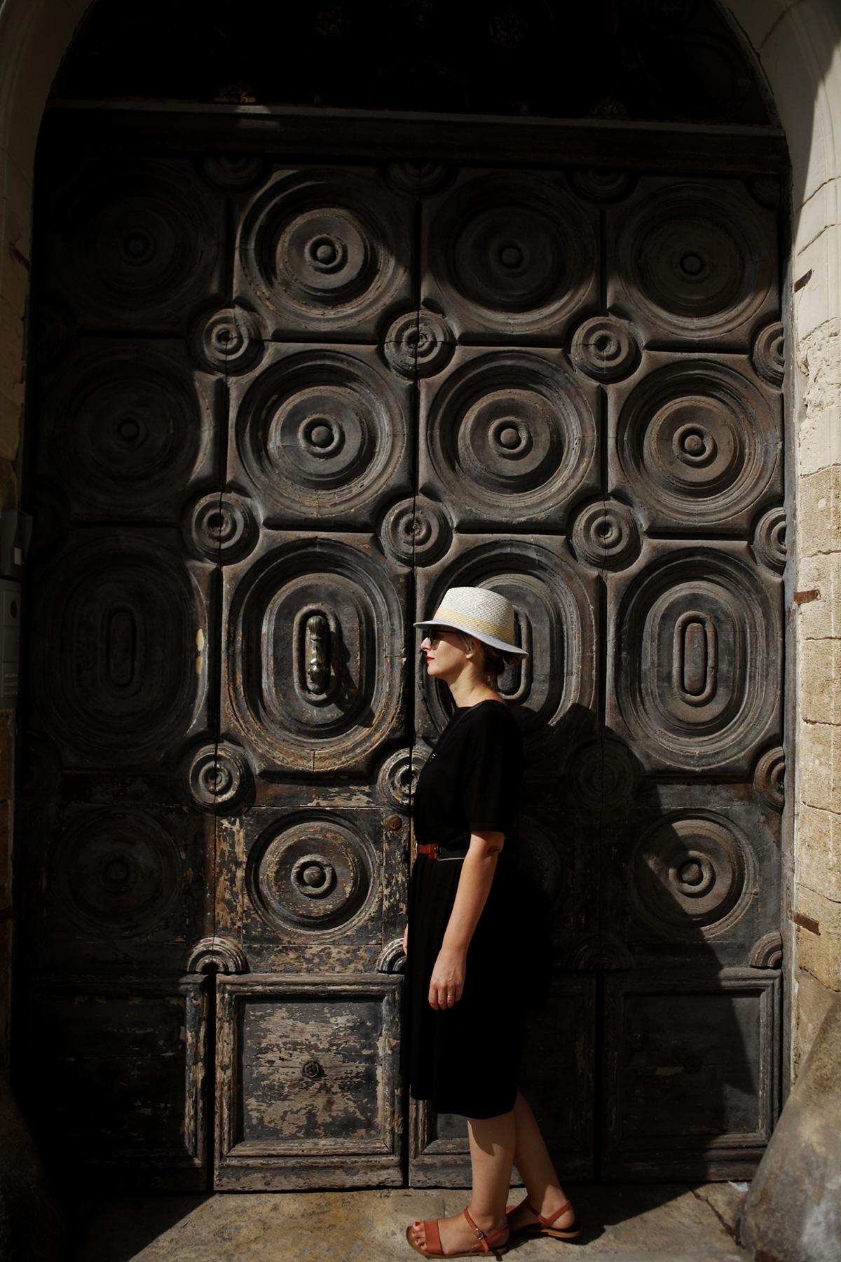 أبواب قديمة - بوليا