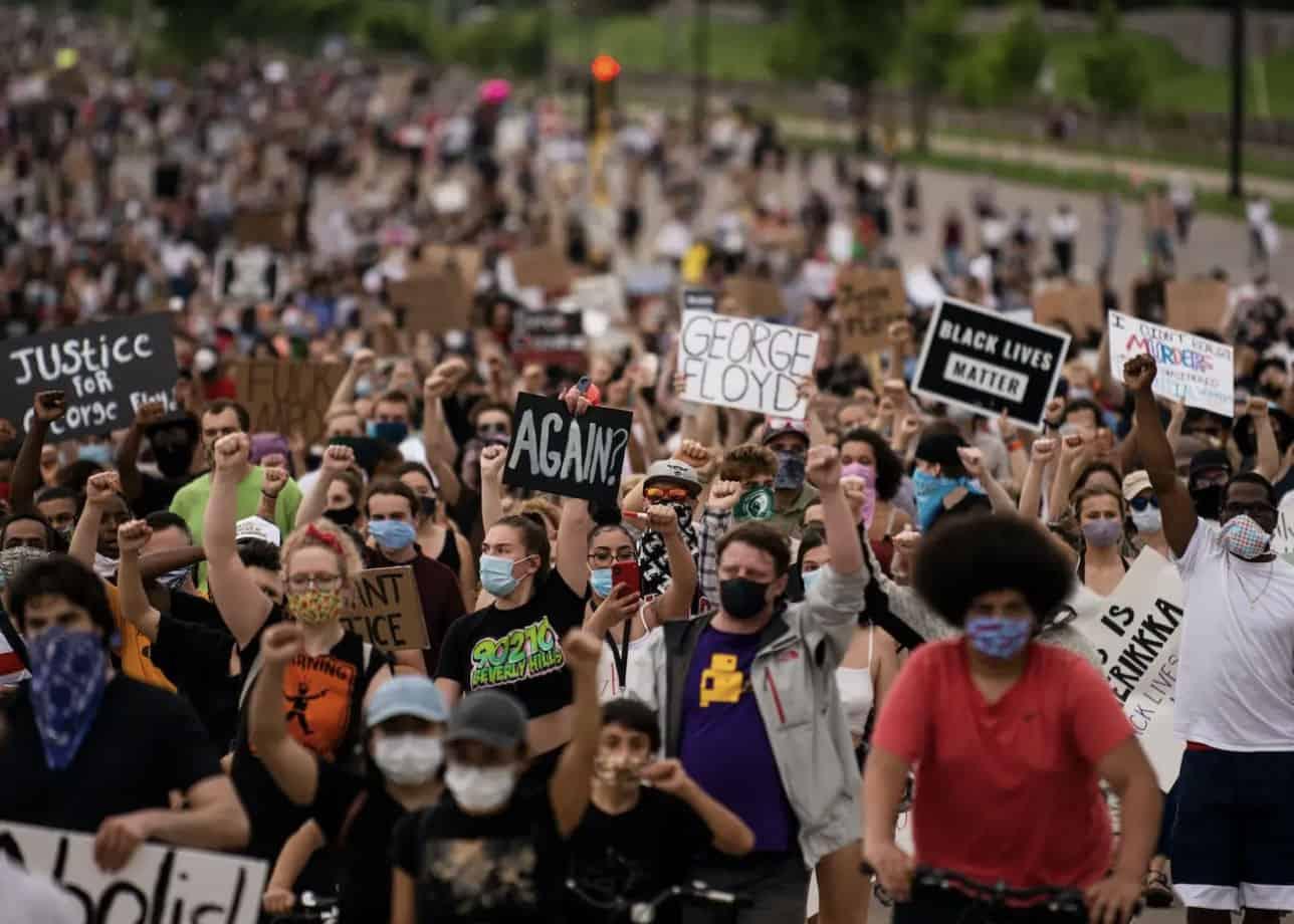 مأساة جورج فلويد ومسؤوليتي في الحركة المناهضة للعنصرية