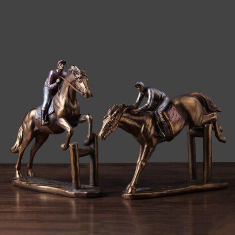 اكسسوار حصان المنزل الفاخر اكسسوارات منزلية