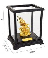 3D Gold Eagle
