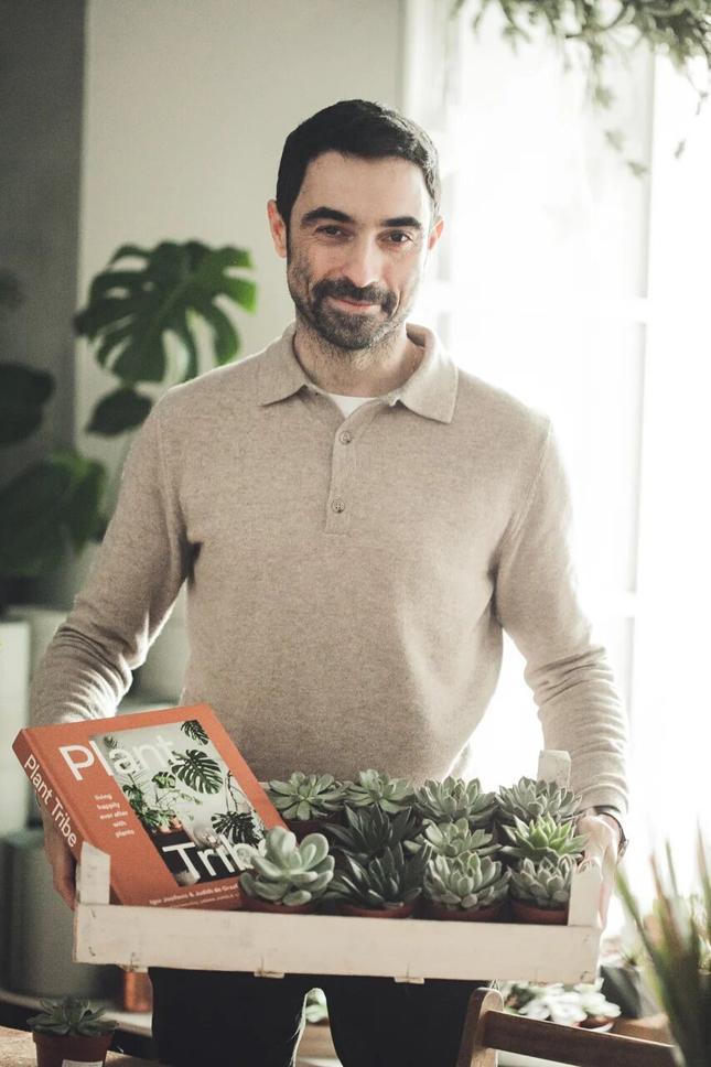 القبيلة النباتية · مدونة داخلية سعيدة