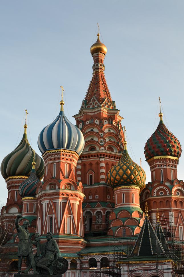 نصائح السفر الى موسكو الجزء 1