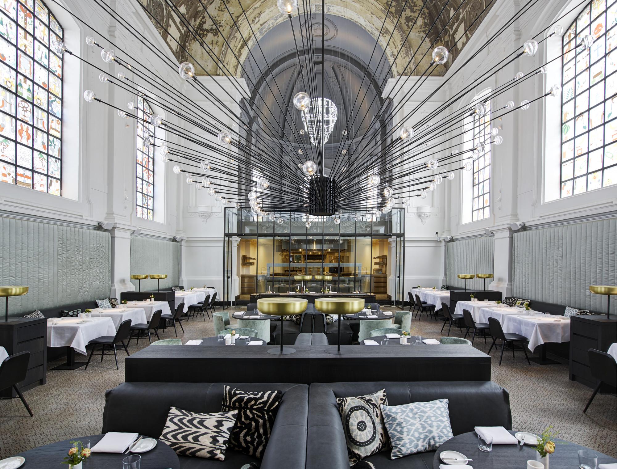 مطاعم حديثة بتصميم ملهم يجب عليك زيارته