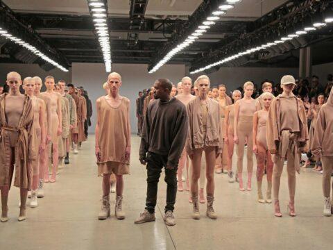 Yeezy Gap ، مشروع Kanye West الجديد قادم في عام 2021
