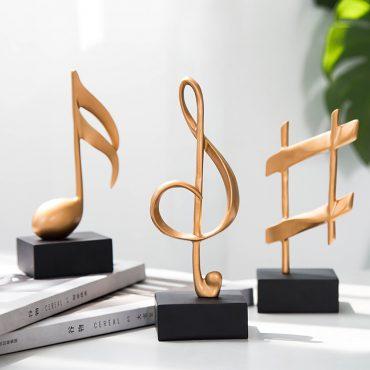 اكسسوارات مفاتيح الموسيقى اكسسوارات منزلية
