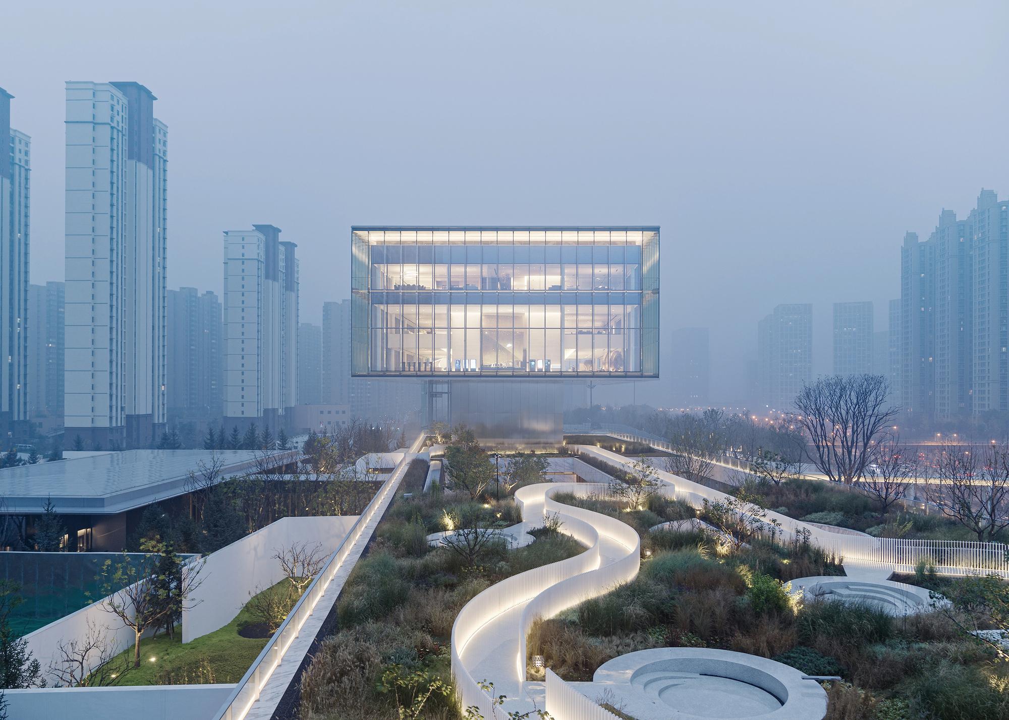 دراسة متحف Xi'an