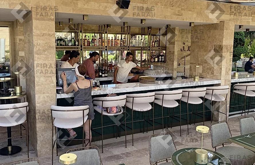 تصميم المقاهي و المطاعم من الألف الى الياء تصميم مطعم و مقهى بكل سهولة