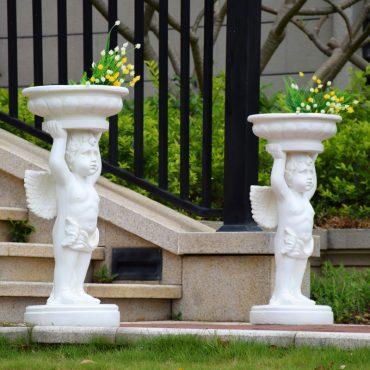 اكسسوارات حارس ملاك باب الحديقة اكسسوارات منزلية