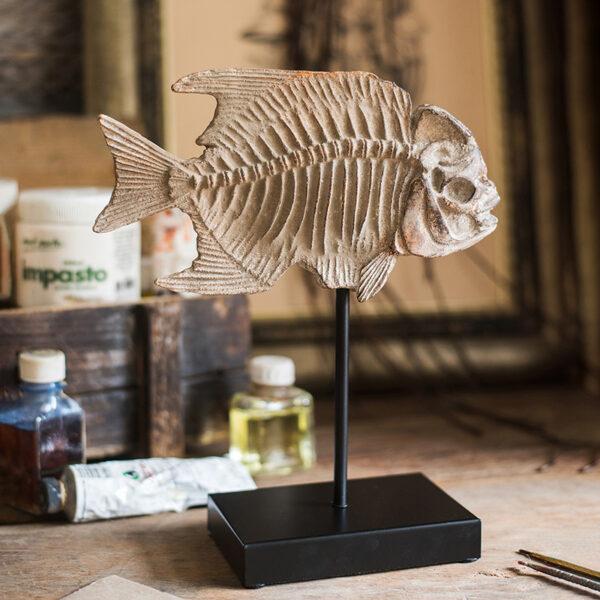 اكسسوارات هيكل سمك البحر المتجمد اكسسوارات منزلية