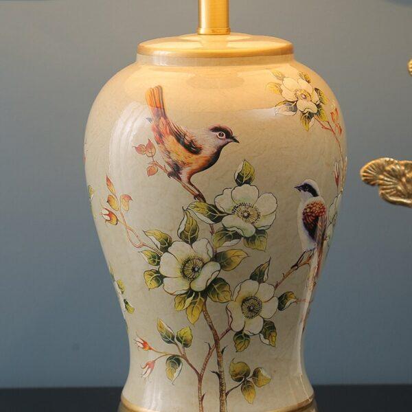 ابجورة الطيور الكلاسيكية ثريا و نجف