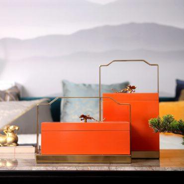 اكسسوار صندوق الحشرات الخشبي اكسسوارات منزلية