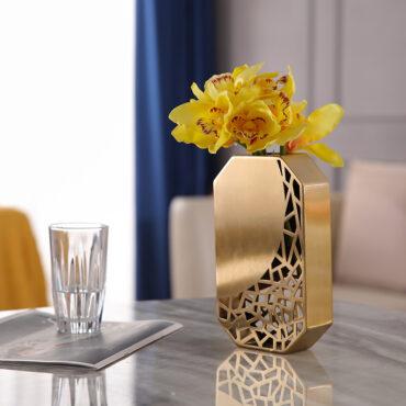 اكسسوار فازة الزهور الاسلامية اكسسوارات منزلية