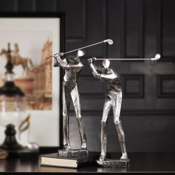 اكسسوارات و ديكورات لاعب الغولف الأوروبي اكسسوارات منزلية