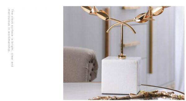 تمثال اكسسوار قوس النصر الفرنسي الفاخر اكسسوارات منزلية