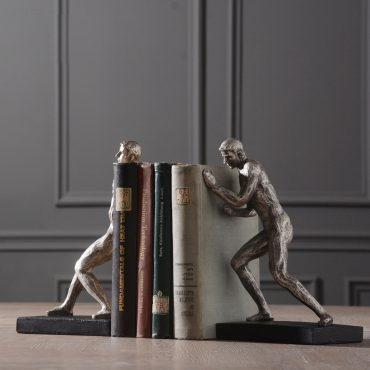 الرجل الجمباز حامل الكتب ديكور و اكسسوارات