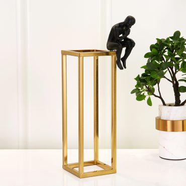 تمثال شخصية الرجل المفكر ديكور و اكسسوارات