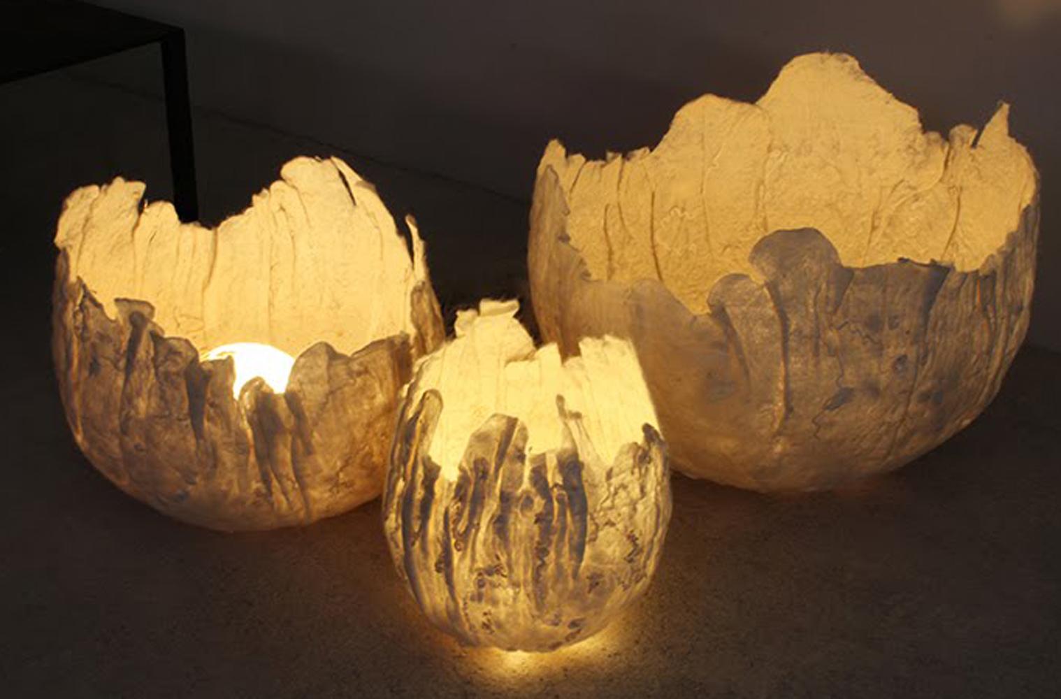 مصابيح FELT: مصنوعة يدويًا بشكل طبيعي! – homestyleblogs.com