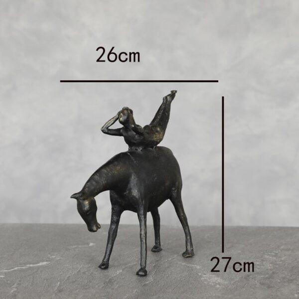 اكسسوار رجل الحصان المفكر اكسسوارات منزلية