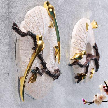تمثال العصافير الثلاثية الابعاد الامريكية ديكور و اكسسوارات