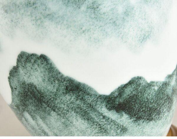 أبجورة جبال الصين الزرقاء ثريا و نجف