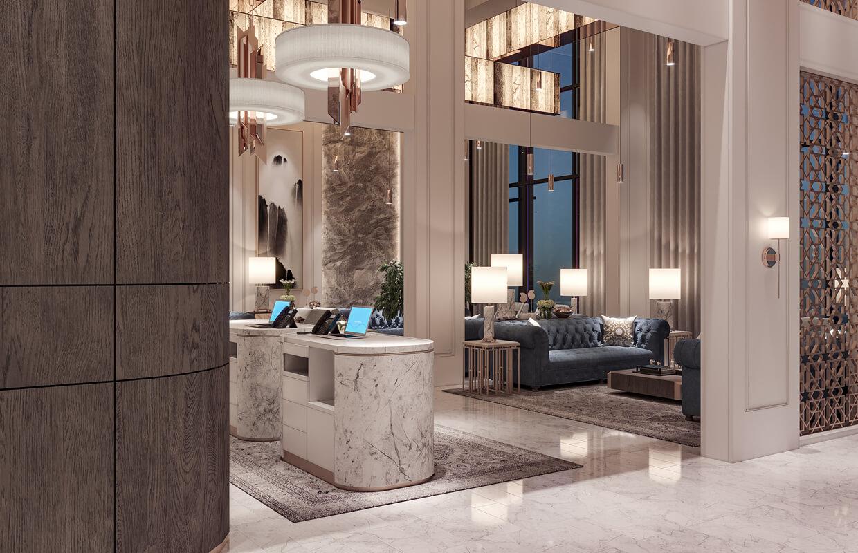 أحدث سبع أفكار مبتكرة لتصميم الفنادق لعام 2020