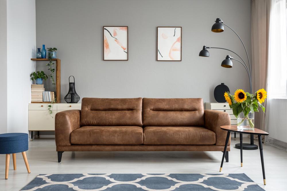 طرق اختيار أريكة غرفة المعيشة