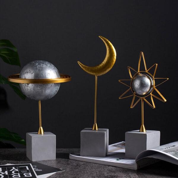 تمثال-الكواكب