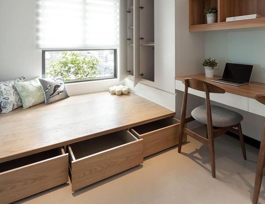 منصة في الشقة: أفكار حديثة ، إيجابيات وسلبيات ، نصائح للاستخدام في الداخل