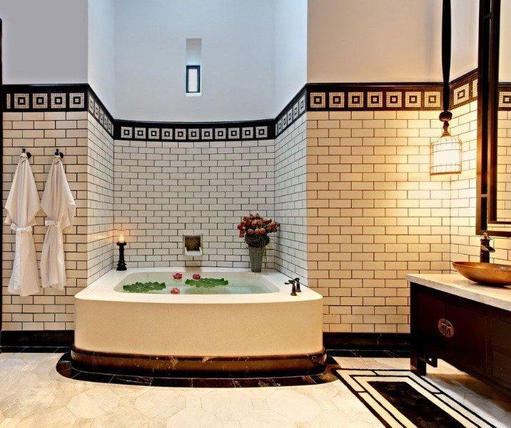 الحمام على الطراز المصري 1