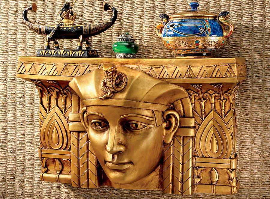 اكسسوارات على طراز مصر القديمة