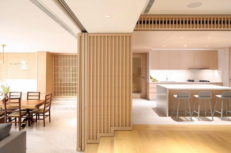 غرفة داخلية على الطراز الياباني - الصورة 3