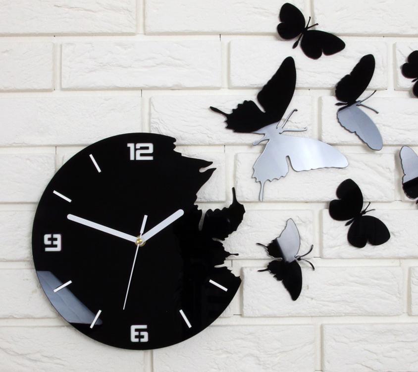 ساعات زخرفية غير عادية