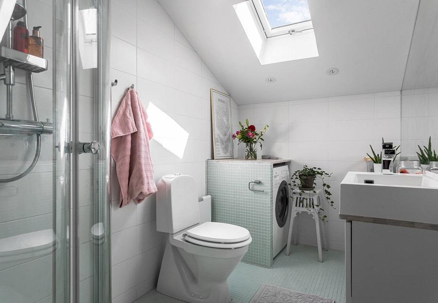 كيفية صنع حمام اسكندنافي: 10 مبادئ رئيسية